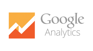 google analytics icon vector